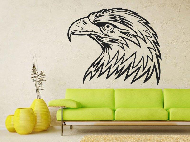 Samolepky na zeď Orel 002 - Samolepící dekorace a nálepka na stěnu