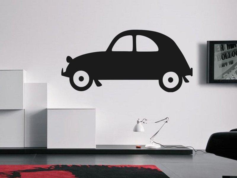 Samolepky na zeď Auto 039 - Samolepící dekorace a nálepka na stěnu