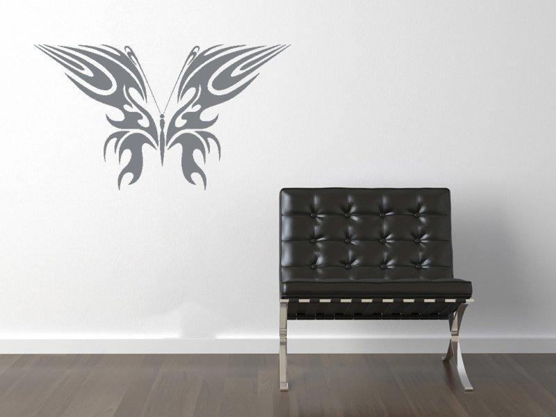 Samolepky na zeď Motýl 003 - Samolepící dekorace a nálepka na stěnu