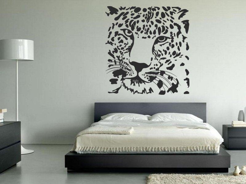Samolepky na zeď Tygr 008 - Samolepící dekorace a nálepka na stěnu