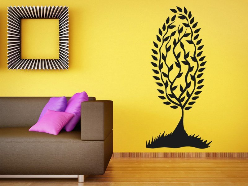 Samolepky na zeď Strom 031 - Samolepící dekorace a nálepka na stěnu