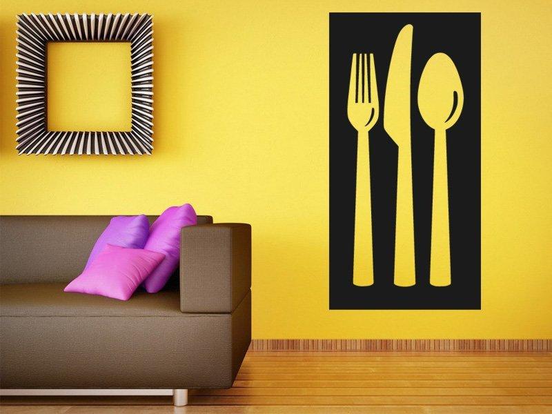 Samolepky na zeď Příbory 0091 - Samolepící dekorace a nálepka na stěnu