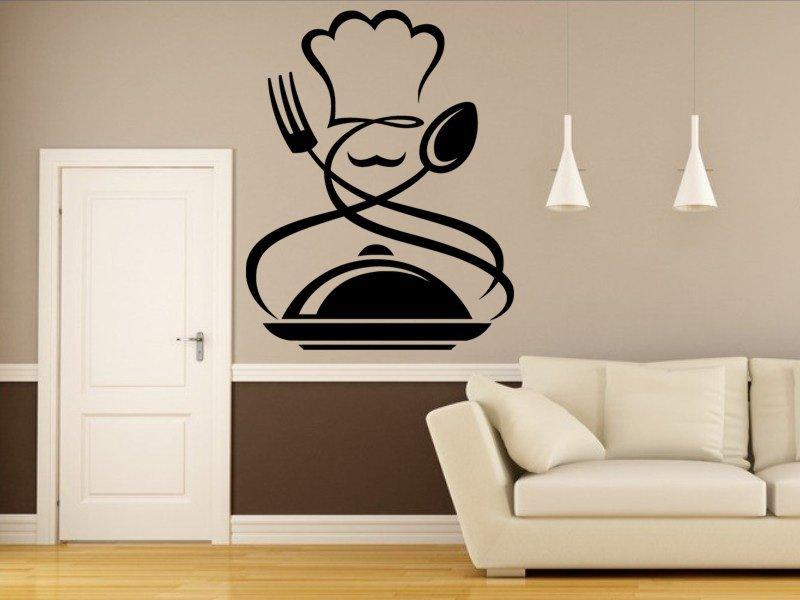 Samolepky na zeď Příbory 0087 - Samolepící dekorace a nálepka na stěnu