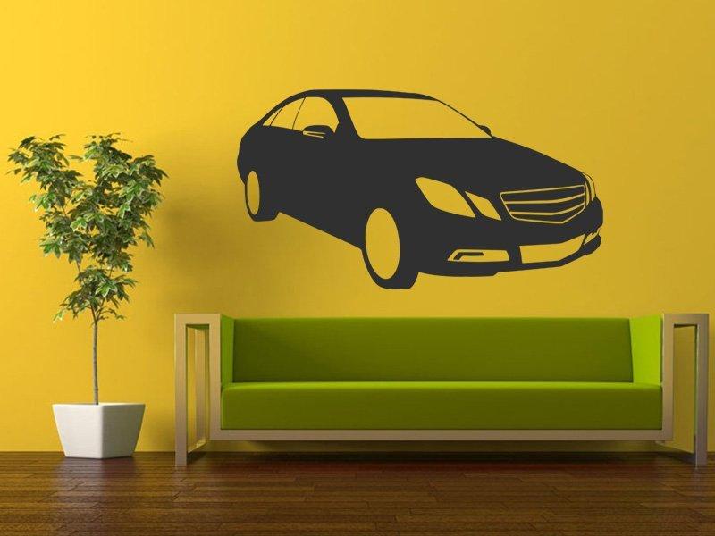 Samolepky na zeď Auto 042 - Samolepící dekorace a nálepka na stěnu