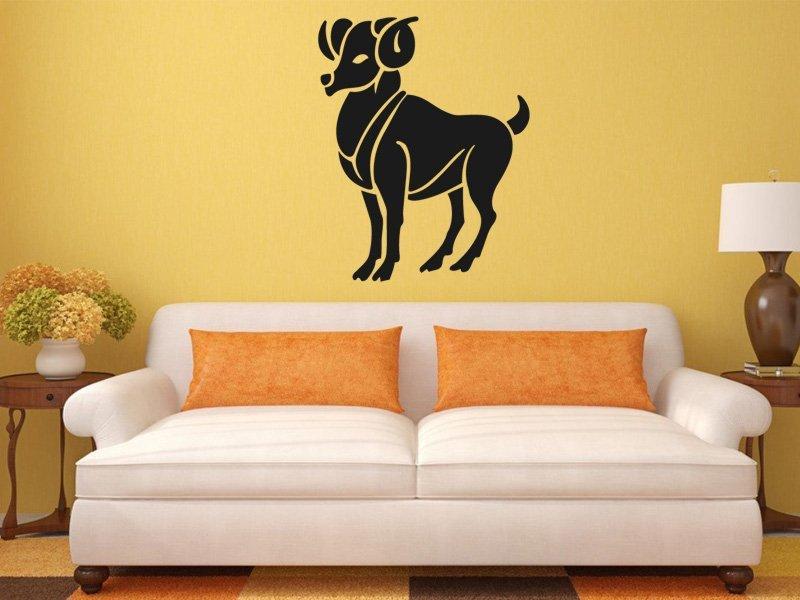 Samolepky na zeď Beran 001 - Samolepící dekorace a nálepka na stěnu