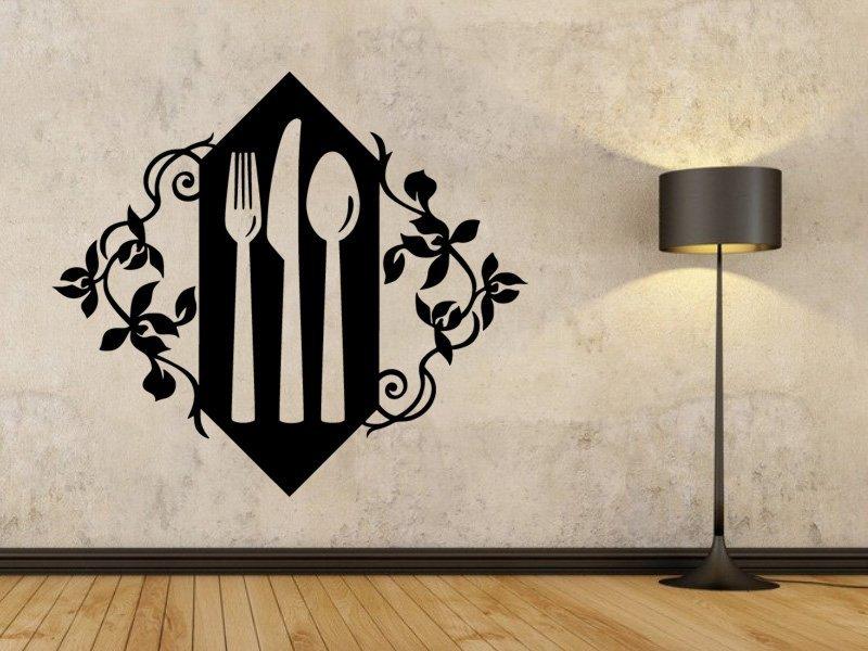 Samolepky na zeď Příbory 0094 - Samolepící dekorace a nálepka na stěnu