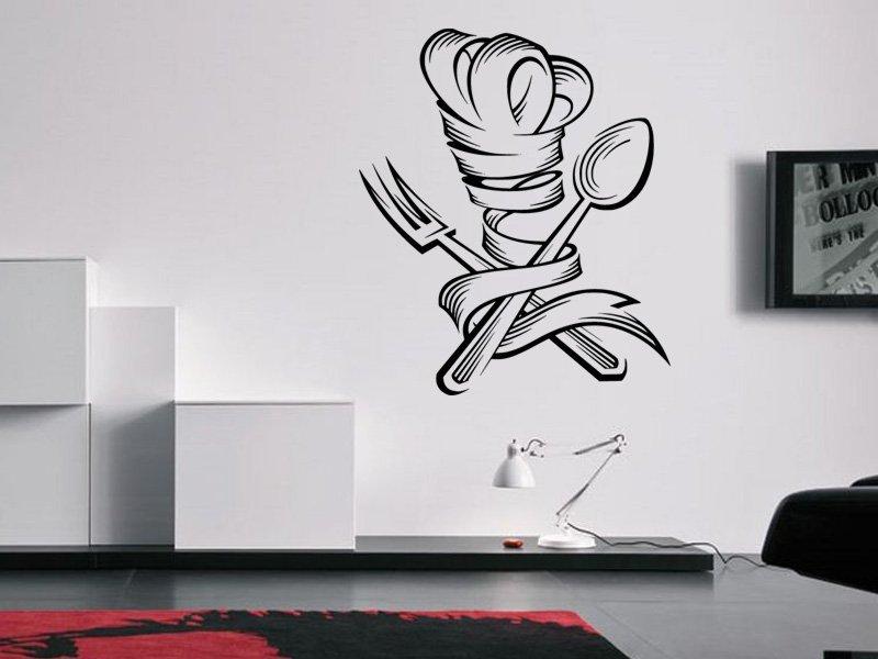 Samolepky na zeď Příbory 0084 - Samolepící dekorace a nálepka na stěnu