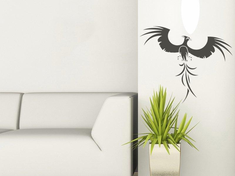 Samolepky na zeď Fénix 001 - Samolepící dekorace a nálepka na stěnu