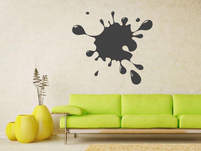 Samolepky na zeď Skvrna 002 - Samolepící dekorace a nálepka na stěnu