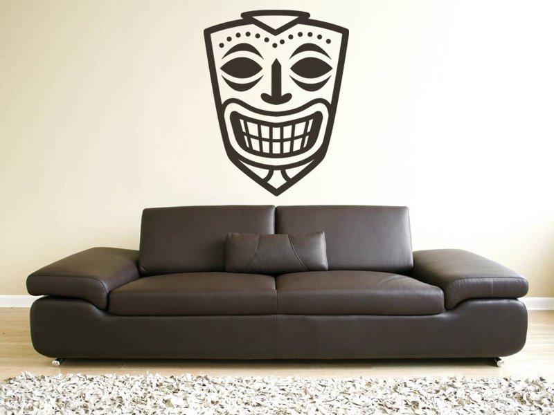 Samolepky na zeď Maska 004 - Samolepící dekorace a nálepka na stěnu
