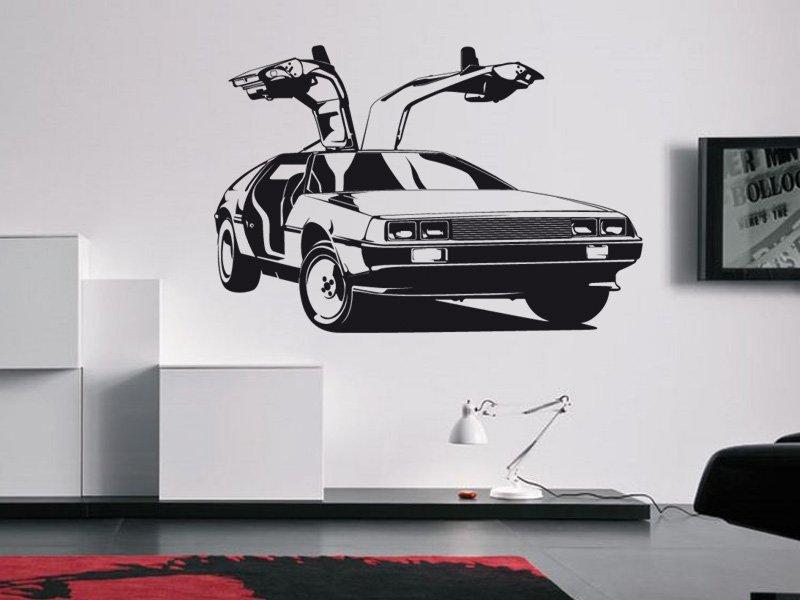 Samolepky na zeď Auto 009 - Samolepící dekorace a nálepka na stěnu