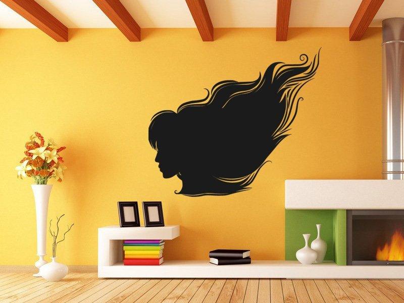 Samolepky na zeď Žena 029 - Samolepící dekorace a nálepka na stěnu