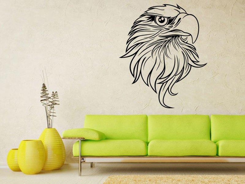Samolepky na zeď Orel 001 - Samolepící dekorace a nálepka na stěnu