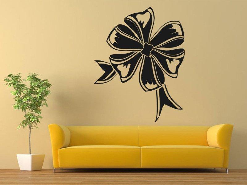 Samolepky na zeď Mašle 001 - Samolepící dekorace a nálepka na stěnu