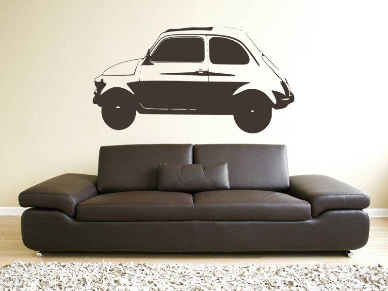 Samolepky na zeď Auto 035 - Samolepící dekorace a nálepka na stěnu