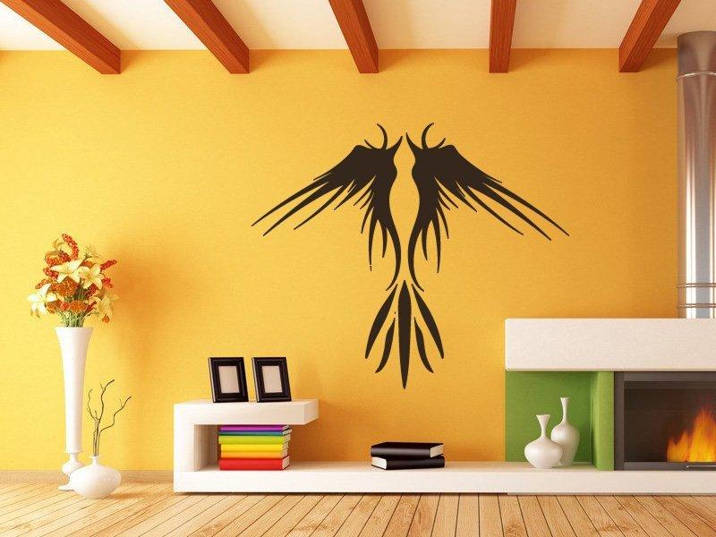 Samolepky na zeď Fénix 004 - Samolepící dekorace a nálepka na stěnu