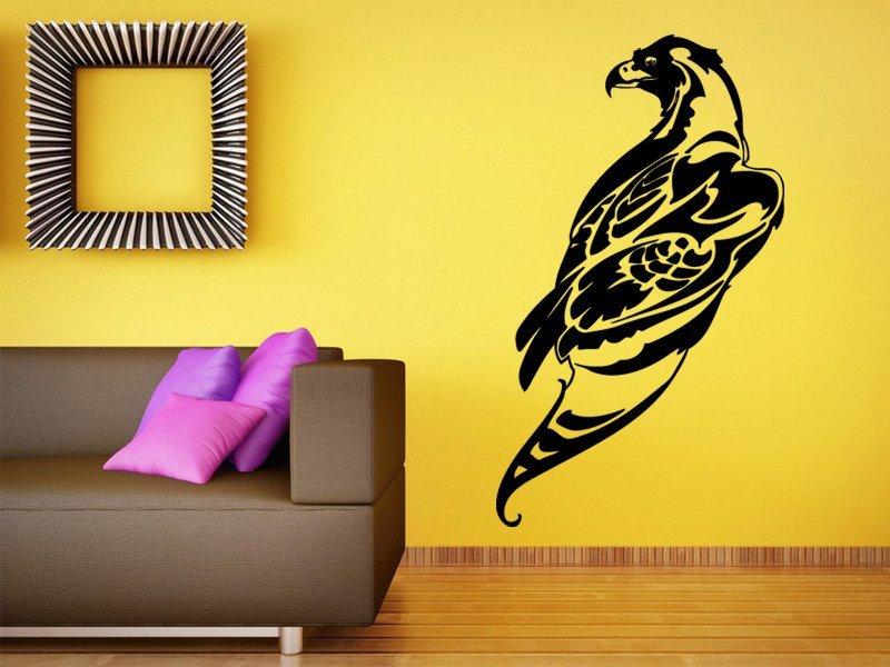 Samolepky na zeď Orel 008 - Samolepící dekorace a nálepka na stěnu