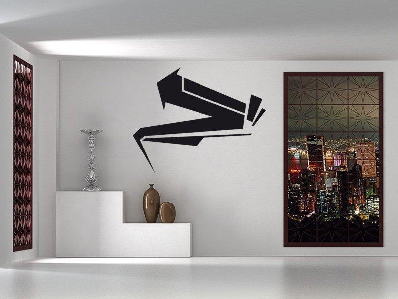 Samolepky na zeď Šipka 008 - Samolepící dekorace a nálepka na stěnu