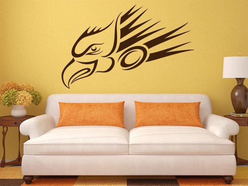 Samolepky na zeď Orel 004 - Samolepící dekorace a nálepka na stěnu