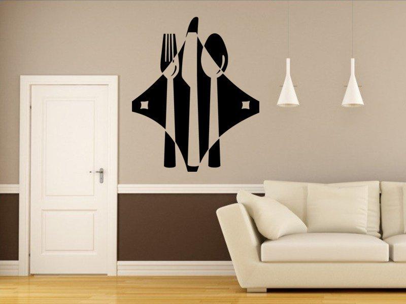 Samolepky na zeď Příbory 0096 - Samolepící dekorace a nálepka na stěnu