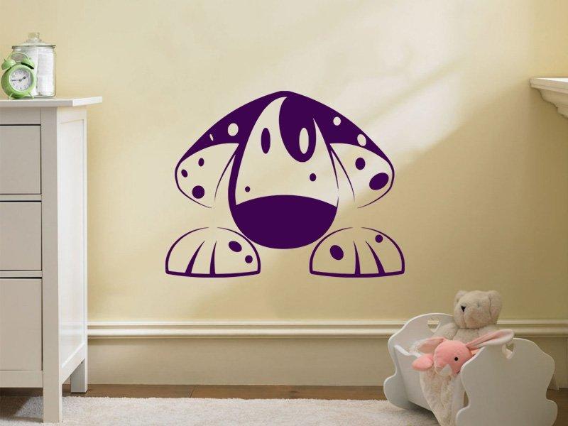 Samolepky na zeď Pes 013 - Samolepící dekorace a nálepka na stěnu
