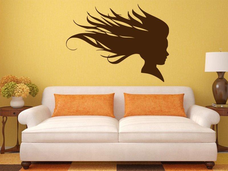 Samolepky na zeď Žena 013 - Samolepící dekorace a nálepka na stěnu