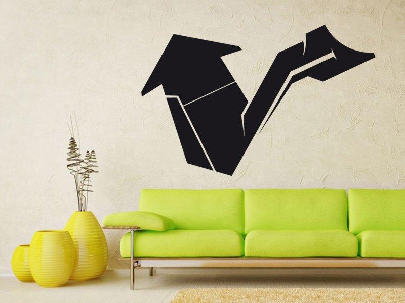 Samolepky na zeď Šipka 001 - Samolepící dekorace a nálepka na stěnu