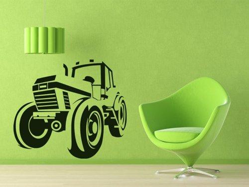 Samolepky na zeď Traktor 001