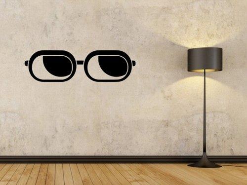 Samolepky na zeď Sluneční brýle 1289