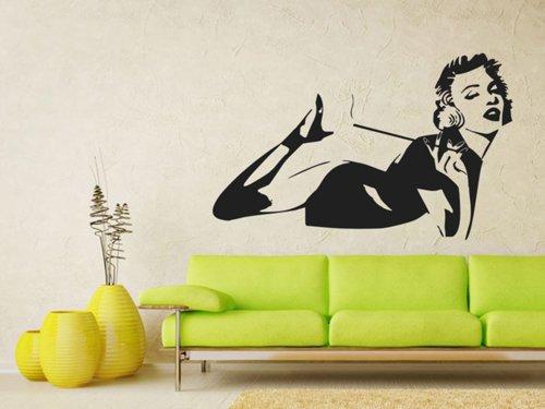 Samolepky na zeď Marilyn Monroe 1352