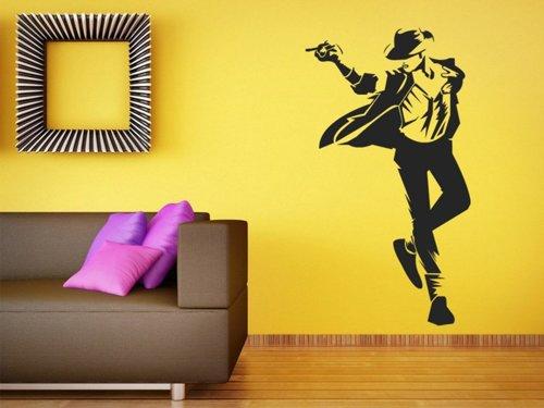 Samolepky na zeď Michael Jackson 1337