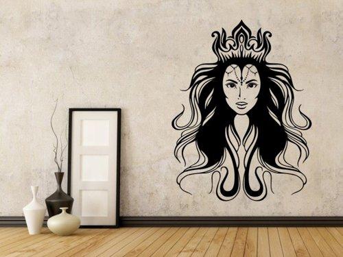 Samolepky na zeď Mystická žena 1103
