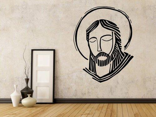 Samolepky na zeď Ježíš 1382