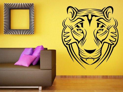 Samolepky na zeď Tygr 009