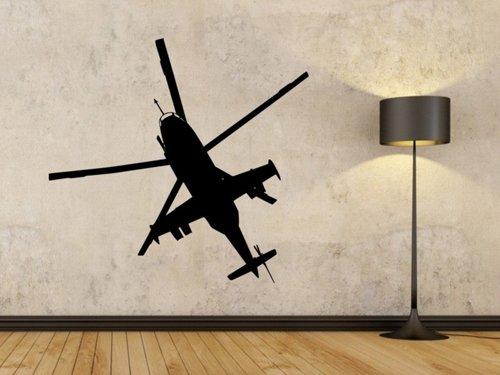 Samolepky na zeď Vrtulník 0844