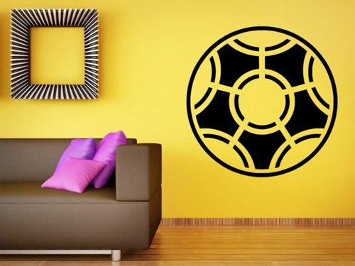 Samolepky na zeď Fotbalový míč 005
