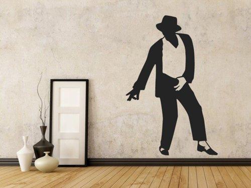 Samolepky na zeď Michael Jackson 1332