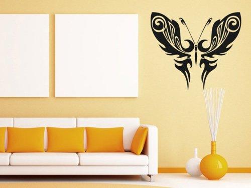 Samolepky na zeď Motýl 012