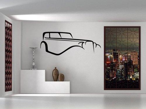 Samolepky na zeď Auto 0890