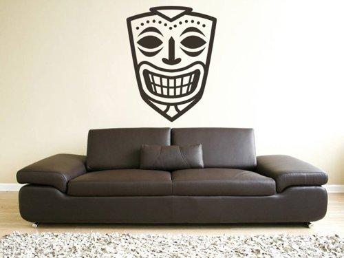 Samolepky na zeď Maska 004