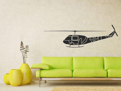 Samolepky na zeď Helikoptéra 0815