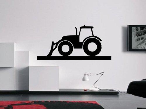Samolepky na zeď Traktor 0716
