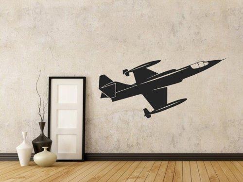 Samolepky na zeď Letadlo 0832