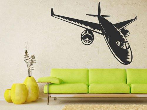 Samolepky na zeď Letadlo 0822