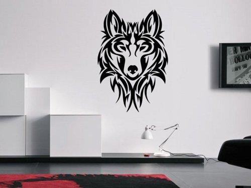 Samolepky na zeď Vlk 1408