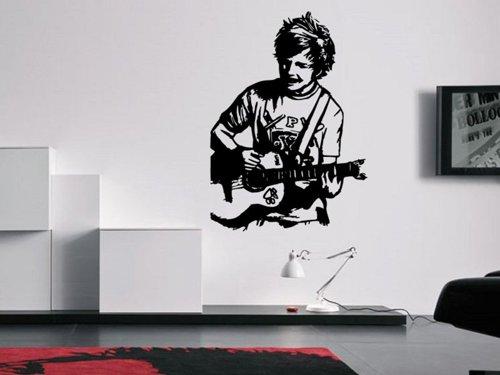 Samolepky na zeď Ed Sheeran 1346
