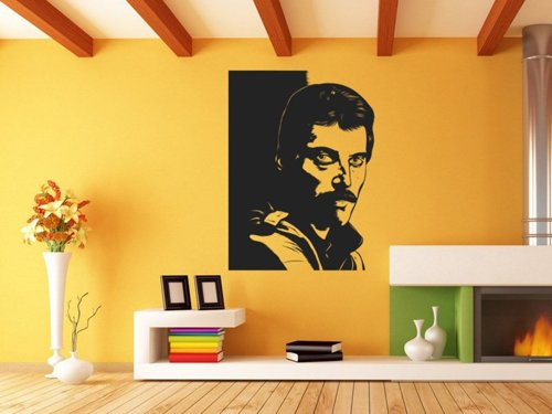 Samolepky na zeď Freddie Mercury 1359