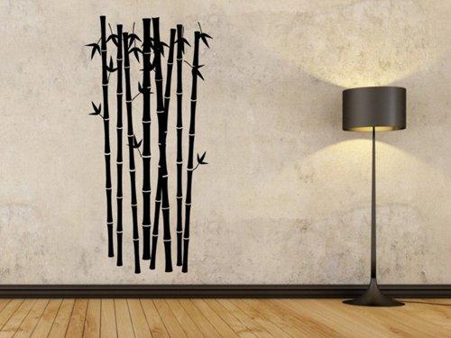 Samolepky na zeď Bambus 009