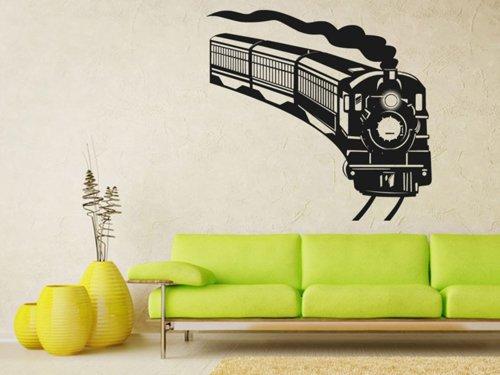 Samolepky na zeď Vlak 006