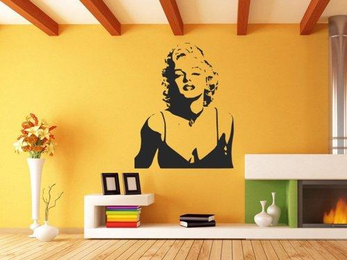 Samolepky na zeď Marilyn Monroe 1351